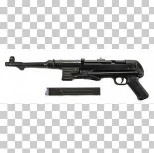 MP 40 Submachine Gun BB Gun Airsoft Guns Firearm PNG