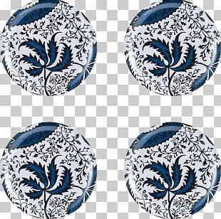 Strawberry Thief Coasters Indigo Dye Textile Victoria And Albert Museum PNG