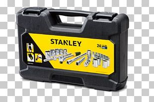 Stanley Hand Tools Socket Wrench Stanley STMT71651 Spanners PNG