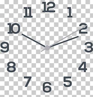 Alarm Clock Movement Time 24-hour Clock PNG