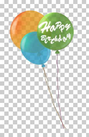 Balloon Birthday Cake Happy Birthday To You Wedding Invitation PNG