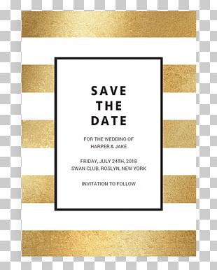 Save The Date Etsy Craft Yellow Gold PNG