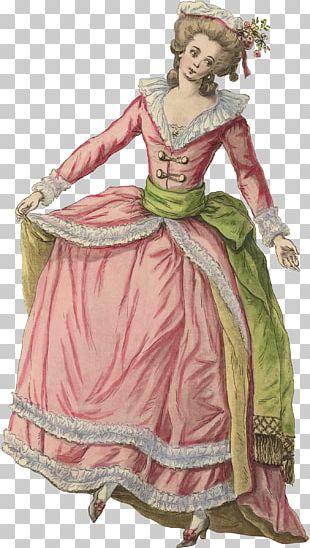 Dance Costume Design PNG