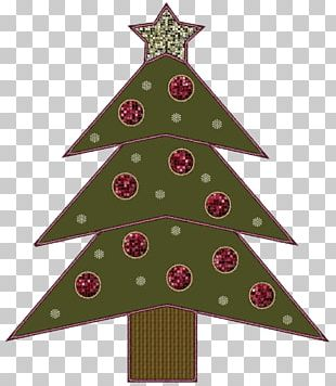 Paper Christmas Tree Christmas Decoration Christmas Ornament PNG