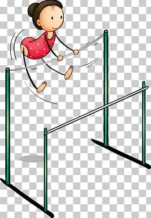Sport Artistic Gymnastics Parallel Bars PNG