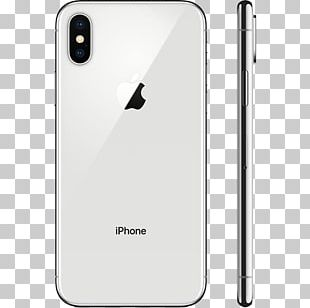 Apple IPhone 7 Plus IPhone 6 IOS Apple IPhone X 64GB Silver PNG