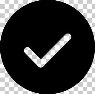 Check Mark Symbol Computer Icons Checkbox PNG