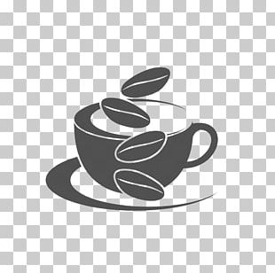 Cafe Coffee Logo PNG