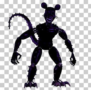 Five Nights At Freddy's 3 Five Nights At Freddy's 4 Black Rat Mouse Laboratory Rat PNG