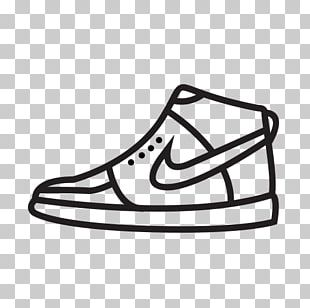 Nike Shoe Computer Icons Sneakers Swoosh PNG
