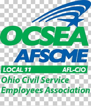 OCSEA Civil Service Employees Association American Federation Of State PNG