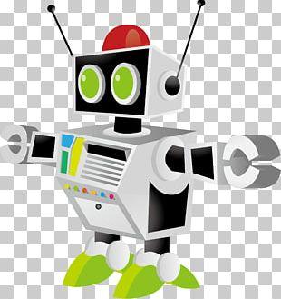 Robot Euclidean Designer PNG
