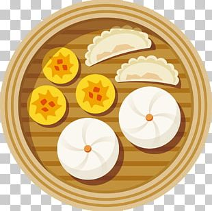 Dim Sum Breakfast Baozi Dumpling PNG