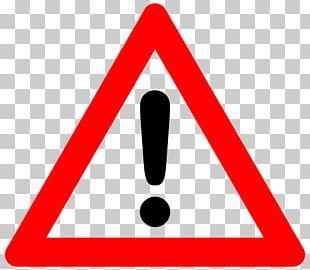 Warning Sign PNG