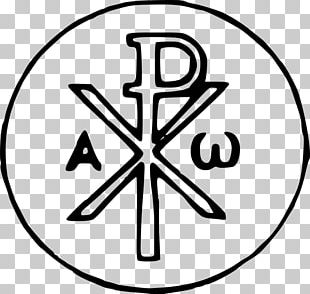 Christian Symbolism Chi Rho Christianity Alpha And Omega PNG