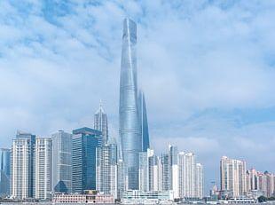 Shanghai Tower Shanghai World Financial Center Burj Khalifa U.S. Bank Tower Skyscraper PNG