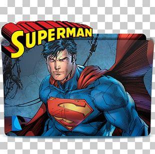 Superman Batman Jim Lee Man Of Steel Comic Book PNG