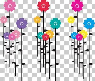 Floral Design Flower Illustration PNG
