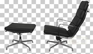 Office & Desk Chairs Eames Lounge Chair Industrial Design Charles And Ray Eames PNG