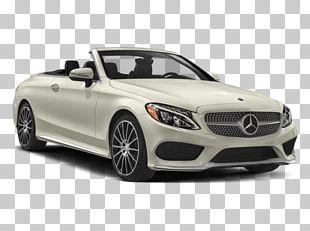 2017 Mercedes-Benz C-Class Car Mercedes-Benz CLS-Class 2018 Mercedes-Benz C-Class Convertible PNG