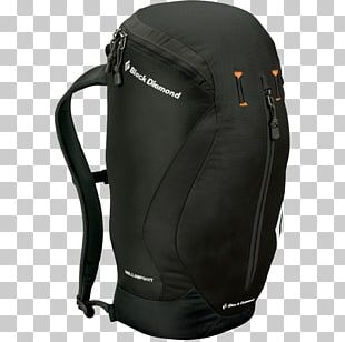 Backpack Black Diamond Equipment Bag Deuter Sport Camping PNG