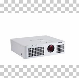 Multimedia Projectors LCD Projector Digital Light Processing WUXGA PNG