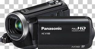 Panasonic Video Camera Camcorder 1080p Secure Digital PNG