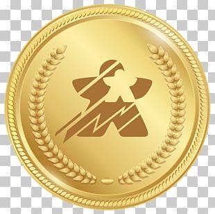 Gold Medal Silver Medal Award Graphics PNG