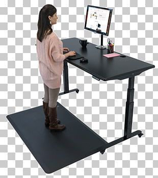 Treadmill Desk Standing Desk Table PNG
