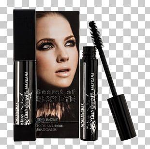 Mascara Eyelash Nail Polish Eyebrow Eye Liner PNG