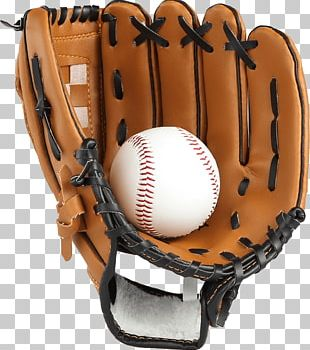 Baseball Glove And Ball PNG