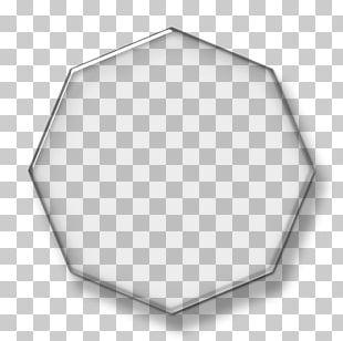 Octagon Shape Geometry Angle PNG