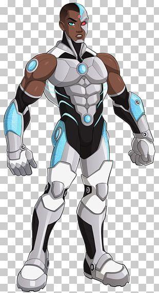 Cyborg Beast Boy Raven Hank Henshaw Superhero PNG