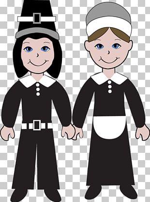 Pilgrims Free Content PNG