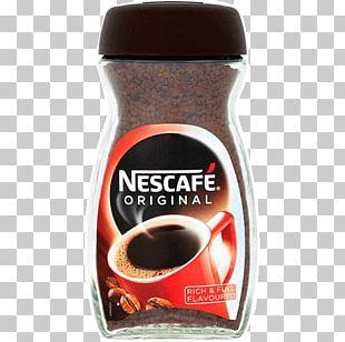 Instant Coffee Nescafé Decaffeination Drink PNG