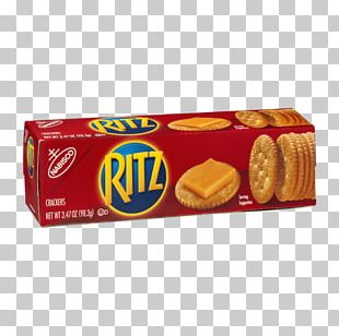 Ritz Crackers Club Crackers Nabisco Wafer PNG