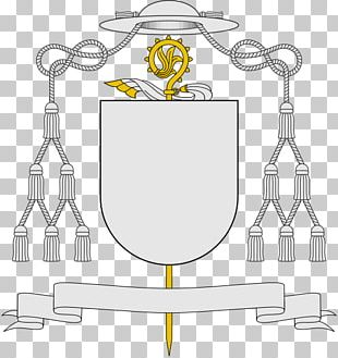 Titular Bishop Coat Of Arms Archbishop Diocese PNG