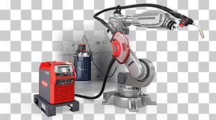 Fronius International GmbH Cold Metal Transfer Robot Welding Welding Power Supply PNG