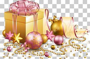 Père Noël Christmas Decoration Gift PNG