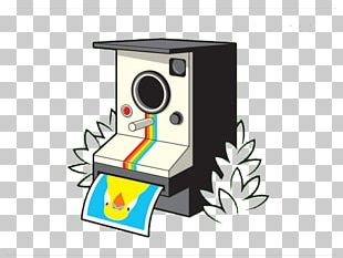 Polaroid Corporation Instant Camera Photography PNG