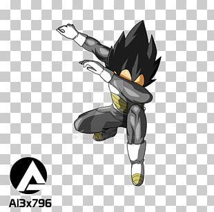 Goku Vegeta Vegerot Super Saiya Dab PNG