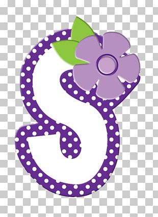 Mulberry Letter Alphabet Color Violet PNG