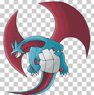 Salamence Pokémon X And Y Bagon PNG