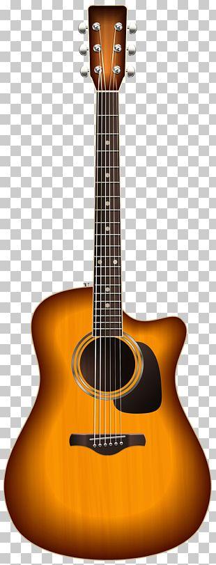 Acoustic Guitar Electric Guitar PNG