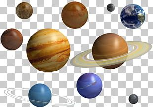 The Nine Planets Solar System Saturn PNG