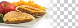 Cheeseburger Hamburger Fast Food Breakfast Sandwich Pita PNG
