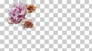 Cut Flowers Body Jewellery Petal Pink M PNG