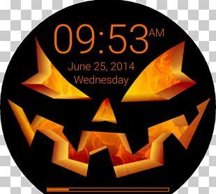 Jack-o'-lantern Pumpkin Hayride Halloween PNG