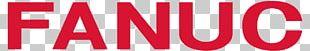 FANUC Robotics Logo Manufacturing PNG