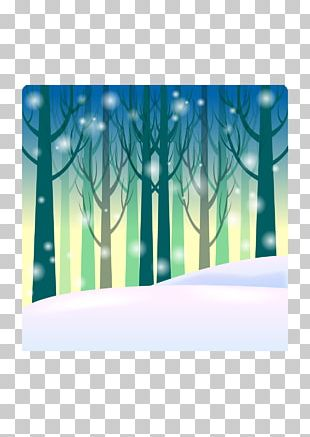 Cartoon Winter PNG